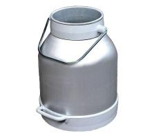 Ведро доильное алюминиевое с пластмассовым поддоном V–20 л